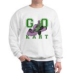 Go Kart Adult Sweatshirt