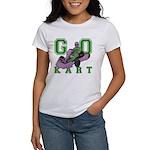 Go Kart Adult Women's T-Shirt