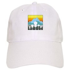 Mountain Music Baseball Cap