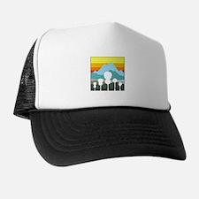 Mountain Music Trucker Hat