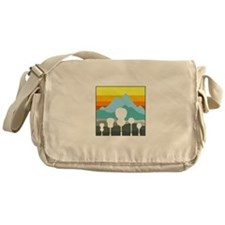 Mountain Music Messenger Bag