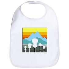 Mountain Music Bib