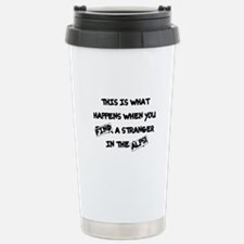 BL: Censored Stainless Steel Travel Mug