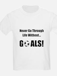 Soccer Goals T-Shirt