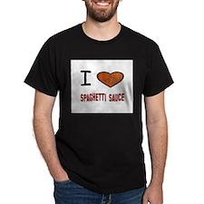 Funny I heart spaghetti T-Shirt