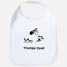 Triathlon Dude Bib