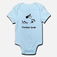 Triathlon Dude Infant Bodysuit