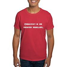 Creativity (dark T-Shirt)