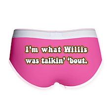 Willis Women's Boy Brief