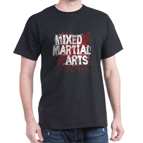 Mixed Martial Arts Dark T-Shirt