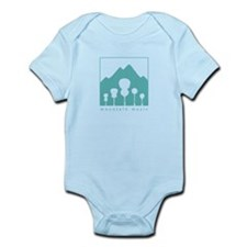 Mountain Music Infant Bodysuit
