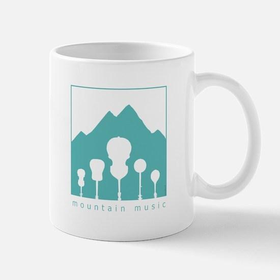 Mountain Music Mug