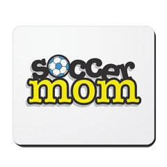 Soccer Mom 1 Mousepad