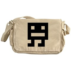 Video Game Monster 1 Messenger Bag