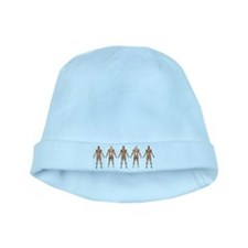 Visible Man baby hat