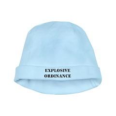 Explosive Ordinance baby hat