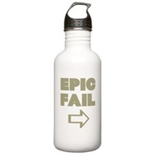 Epic Fail Water Bottle