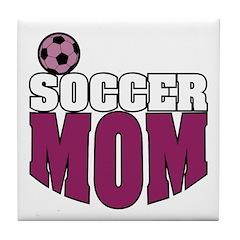 Soccer Mom 2 Tile Coaster