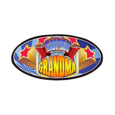 Super Grandma Patches