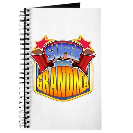Super Grandma Journal