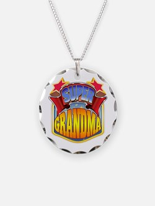 Super Grandma Necklace