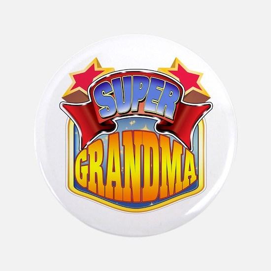"""Super Grandma 3.5"""" Button"""