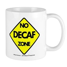 No DECAF Zone Mug