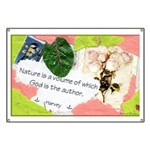Nature Quote Collage Banner