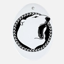 First Nations Bear Ornament Native Art Decorations