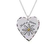 Daisy Maid of Honor Necklace
