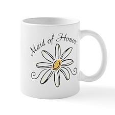 Daisy Maid of Honor Mug