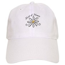 Daisy Maid of Honor Baseball Cap