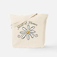 Daisy Maid of Honor Tote Bag