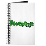 Awesome Graffiti Art Design Journal