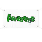 Awesome Graffiti Art Design Banner