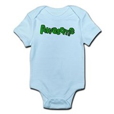 Awesome Graffiti Art Design Infant Bodysuit