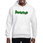 Awesome Graffiti Art Design Hooded Sweatshirt
