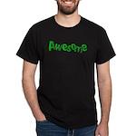 Awesome Graffiti Art Design Dark T-Shirt