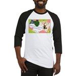 Nature Quote Collage Baseball Jersey