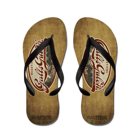 Galt's Gulch Flip Flops