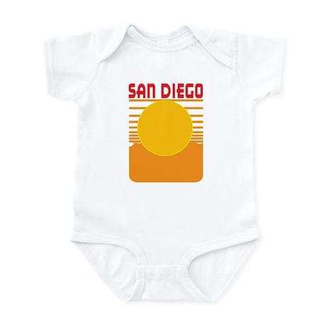 San Diego Infant Creeper