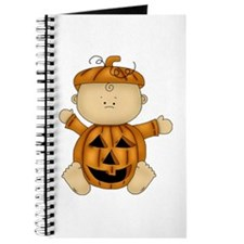 Cute Pumpkin-Baby Journal