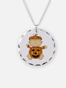 Cute Pumpkin-Baby Necklace