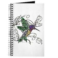 Gem Hummingbird Journal