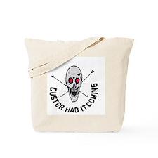 Custer Tote Bag