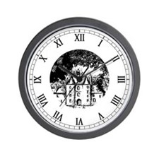 """French Chateau"" Wall Clock"