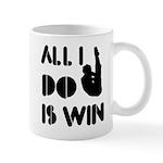 All I do is Win Diving Mug