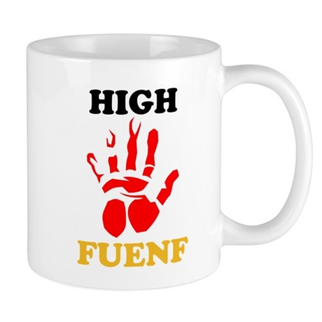 High Fuenf Mug