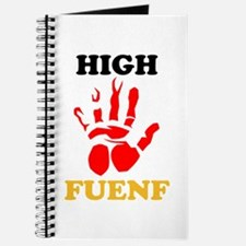 High Fuenf Journal