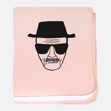 'Heisenberg' baby blanket